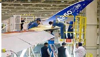 AIRBUS FAL A350