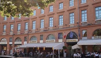 Grand Hôtel LE CAPOUL****