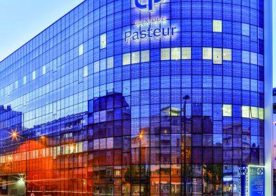 Clinique PASTEUR – Bâtiment PASSERELLE – Toulouse