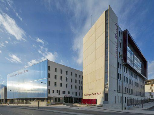 Clinique SAINT-ROCH – Montpellier