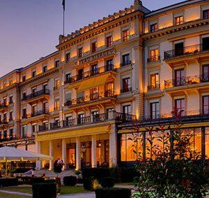 Hôtel BEAU-RIVAGE PALACE – Lausanne