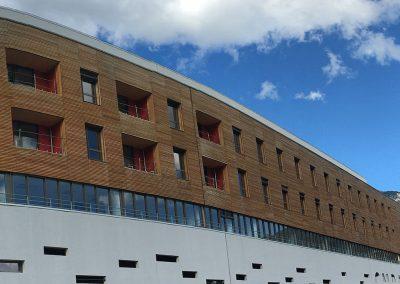 Centre Hospitalier – Briançon