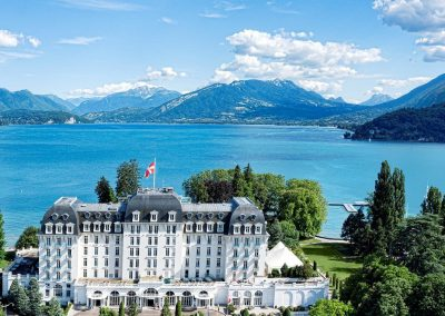 Maintenance IMPÉRIAL PALACE – Annecy
