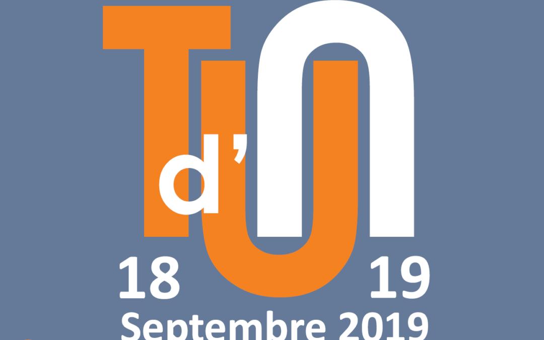 Aditec participe à la 3ème édition de Trait d'union les 18 et 19 septembre 2019