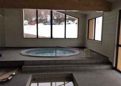 Espace bien-être piscine municipale du Sauze